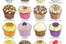Cupcake / by Julia Rodriguez guerra