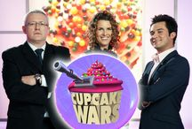Cupcakes and cupcake wars / by Nicole Byers