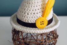 Crochet Hats / by Maggie Morrison