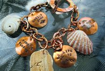 My Own Work - Seaphemera Jewelry / by Gail Pate