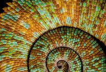 ~labyrinths~spirals~mandalas / by Robin Neher