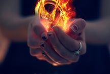 The Hunger Games / by Anna Ramirez