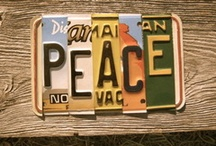 peace / by Betsy Hoffman