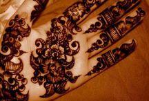 Mehndi Design / by Charlotte Wilson