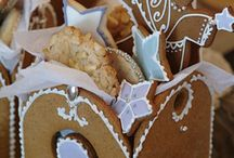 Gingerbread  / by Connie Dickman