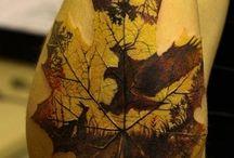 Tattoo ideas  / by Katie Chalker