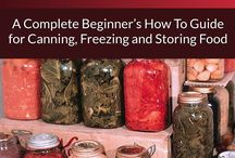 Canning & Preserves / by Shannon Stoutenborough