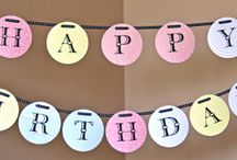 Birthday Party Ideas  / Super cute birthday party ideas using Nashville Wraps packaging. / by Nashville Wraps