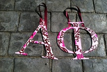 To the Big Dipper and Back <3 AOE / by Alyssa Hutto