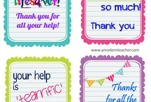 Thank You Gifts / by Tricia