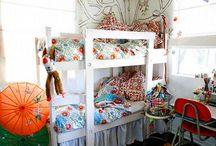 Girly Rooms / by Kate Canterbury