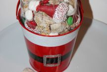 Christmas basket ideas / Holiday gifts / by Sherry Fabre