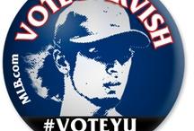 Final Vote - #VoteYu / by Texas Rangers