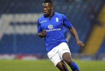 Former player - Akwasi Asante / by Birmingham City Football Club