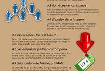 Redes sociales / by Lorenzo Ordóñez Mantecón
