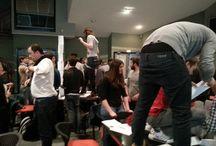 #entrepreneuriatetudiant - RUBIKA - Valenciennes - 9 & 23 oct.2013  / Sensibilisation à l'esprit d'initiative, entrepreneuriat & innovation / by Maison Entrepreneuriat