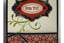 Craft Card ideas / by Amy Robinette
