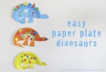 Theme - Dinosaurs / by Kerina Edwards