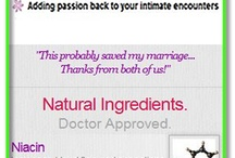 Female Viagra / In today's field of women's sexual health, there are so many products that are both SAFE and NATURAL which can help to evoke the familiar feelings of sexual desire AND pleasure once again. No matter what age a woman is, no matter what career she is in and no matter what other stresses may be an unavoidable part of her life, she can get help TODAY.