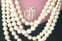 <3 Monogram Everything! <3 / love love love the monograms / by Lindsay Duck