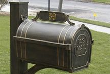 Mailboxes / by Donna Abercrombie