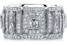 Diamond Rings / by Natalie K