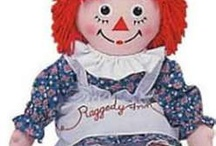 Raggedy Ann and other great memories for a little girl / by Kelly Mino