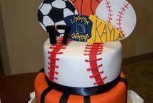 Sports Birthday Party / by Nancy Barron Mason
