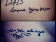 Tattoos / by Laura Bertrand
