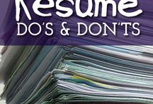 Cover Letters, Resumes & Thank you's / Look here for resume tips! / by Valdosta State University Career Opportunities