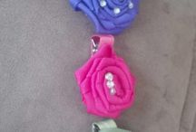 Crafts I made / These are a few of the items I have made for my daughter / by Melissa Sue