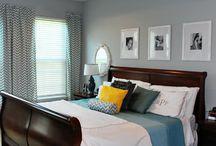 Master Bedroom / by Paula Waters