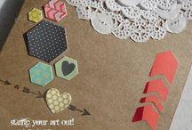 Cards Paper Pumpkin 02 Feb 2014 / by Joan Tallent