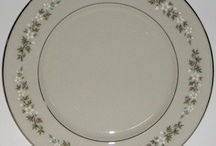China Patterns With Platinum Trim / by Classic Replacements