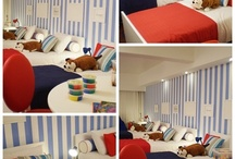 Boys rooms / by Amy@11MagnoliaLane