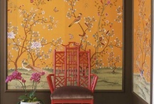 Pagodas and Chinoserie / by Gayle Ahrens Design