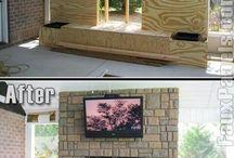 backyard ideas :) / by Lauren Miller