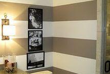 Bathroom Inspiration/ DIY Ideas / by Kaitlyn Cunningham