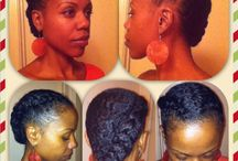 Natural Hair / by Tammatha Carver