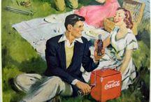 Coke-Vintage  / by Bobbie Hofmister