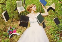 My Alice in Wonderland Wedding - Inspiration / by Melissa Peterson