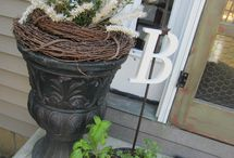 Porch Inspiration / by Maggie B