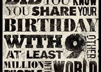 Creative Birthday Ideas (Service) / by 88.3 LIFEfm KAXL