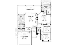 Small House Plans / Here are some of our most popular small house designs. Browse our full collection of Small House Plans at http://www.dfdhouseplans.com/plans/small_house_plans/ / by DFD House Plans