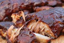 meat recipies / by Deborah Presnar