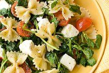 Nosh {Main Dish} / delicious food / by Kaleigh Allen