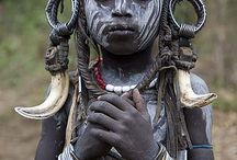 Tribes / Fantastic images of Ethnic people  / by Marc Pinto