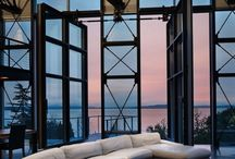 Cool homes and architecture / by Leticia Contreras