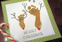 Christmas crafts / by Katie Martin