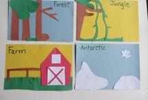 Theme- Animals  / by Danielle Marinesista